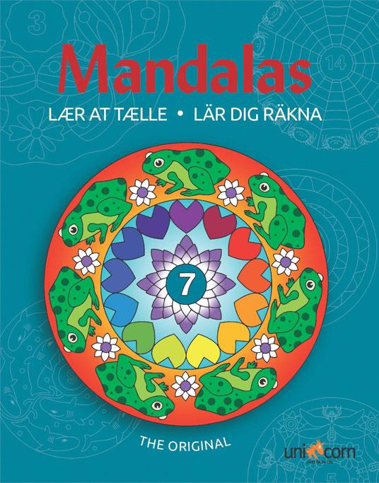 Kendte Produkter - Mandalas malebøger og Hand Lettering bøger UV-28