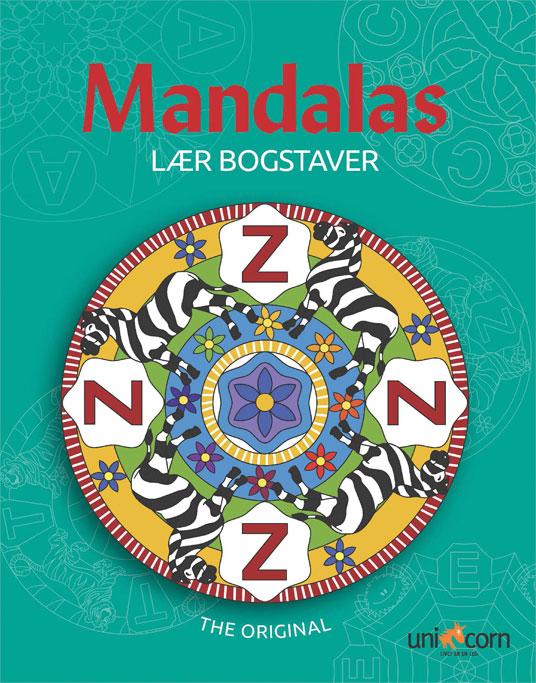 Lær Bogstaver med Mandalas